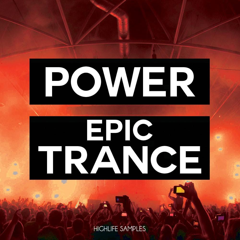 HighLife Samples Power Epic Trance